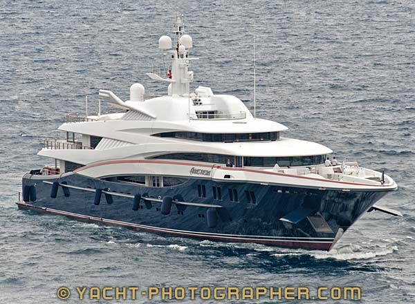 Luxury charter yacht anastasia for sale yacht photographer for Luxury motor yachts for sale