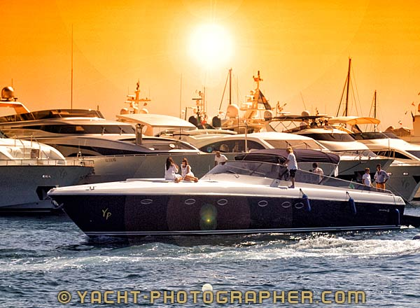 Cannes Boat Show Yacht Photography